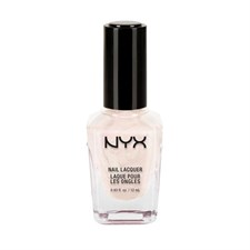 NAIL LACQUER - PEARL NECKLACE - HOLOGRAPHIC WHITE